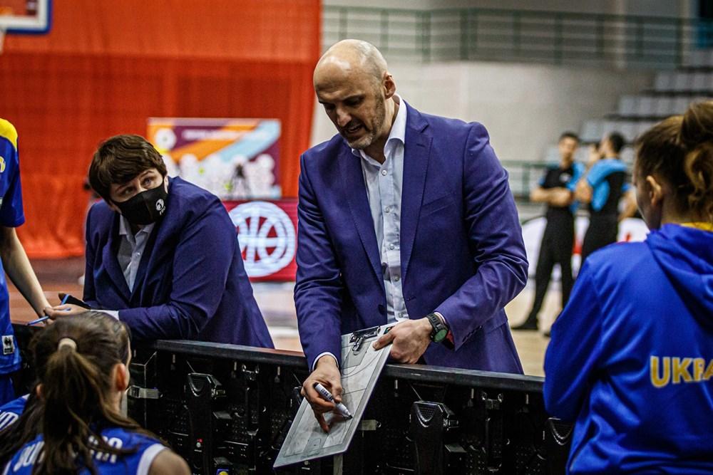 Срджан Радулович: в останніх матчах відбора на Євробаскет-2021 ми почали грати, як команда