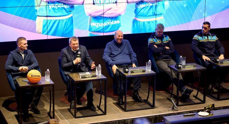 Пресконференція збірної України та Паріматч: фотогалерея