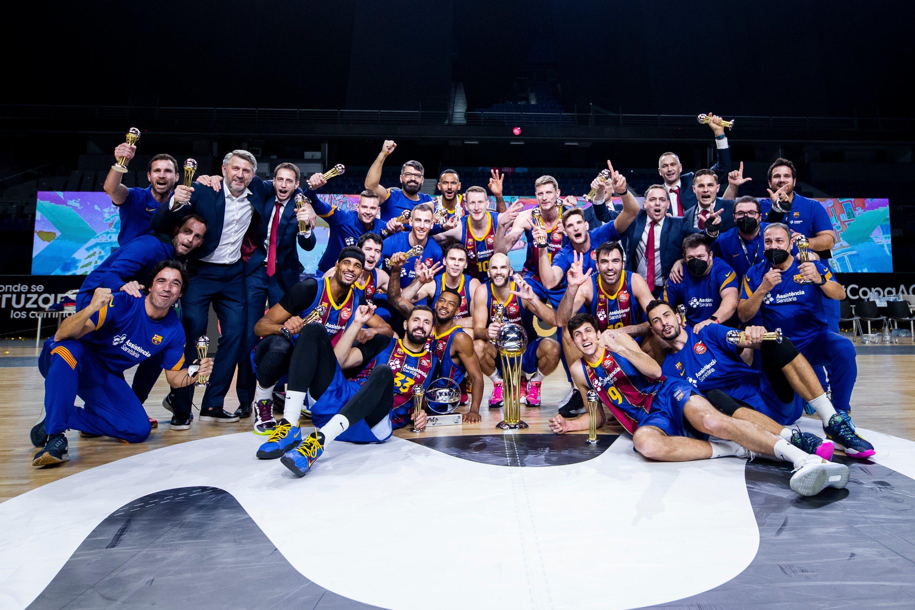 Артем Пустовий вдруге став володарем Кубка Іспанії