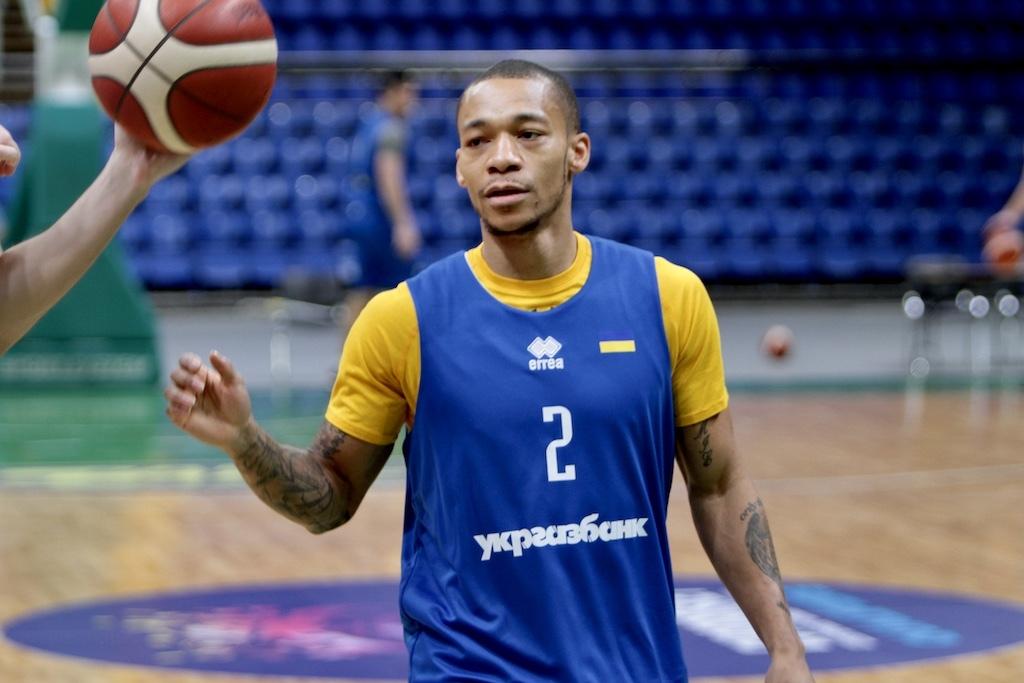 Джером Рендл: радий повернутися до збірної України