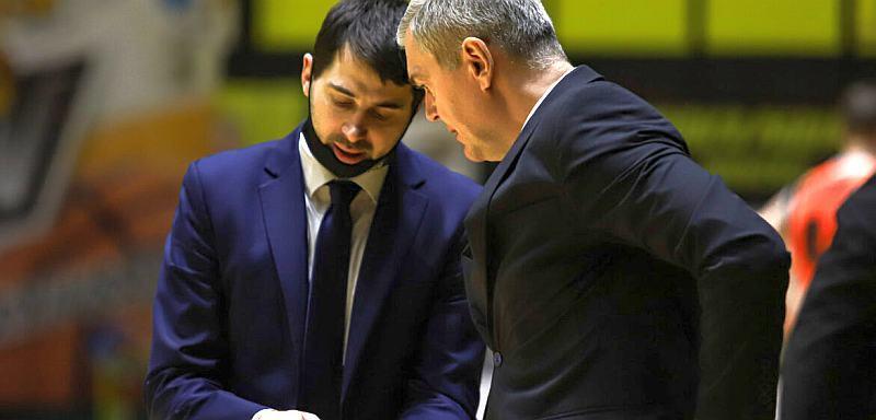 Артем Сліпенчук: через напружений графік зламалася тренувальна рутина Київ-Баскета