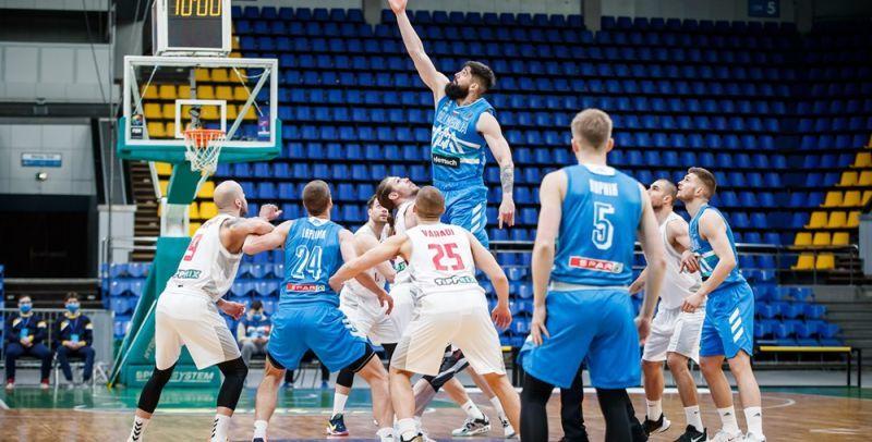 ЄвроБаскет-2022: Словенія зміцнила лідерство в відбірковій групі