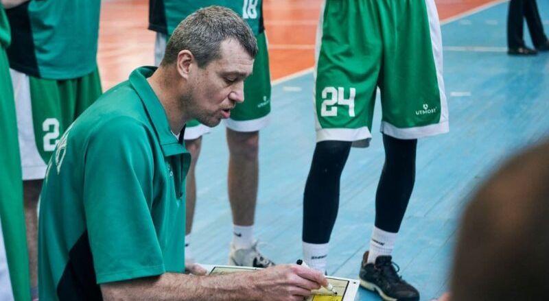 Микола Здирка: Вінницькі Зубри налаштовуються на чемпіонство в Першій лізі