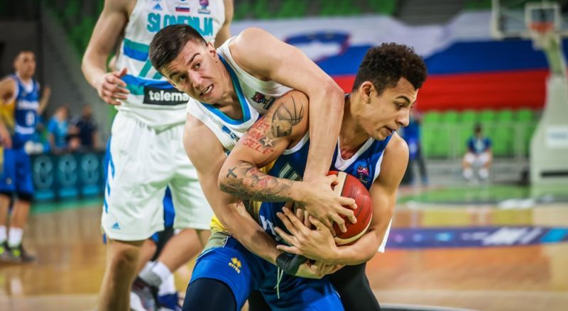ЄвроБаскет-2022: Україна грає проти Словенії