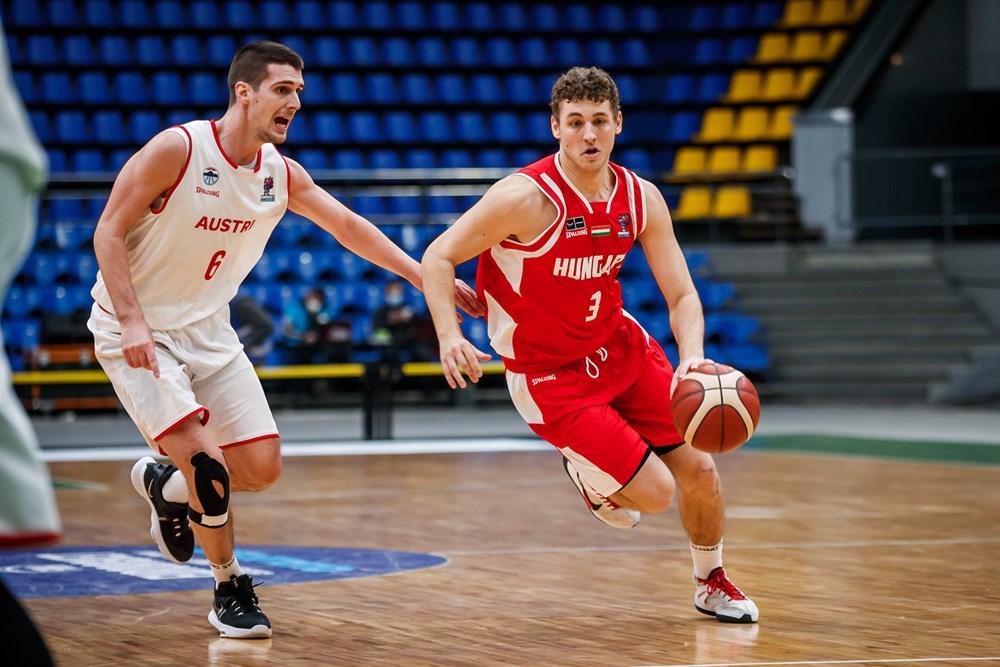 Відбір на Євробаскет-2022: Угорщина розгромила Австрію перед вирішальним матчем із Україною