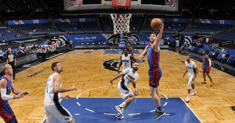 Михайлюк допоміг Детройту перемогти в матчі НБА: відео моментів