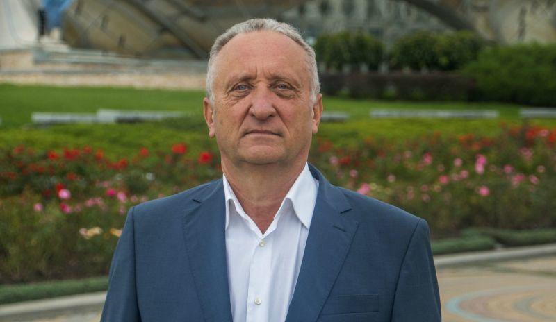 Сергій Назаренко очолив Одеську обласну федерацію баскетболу
