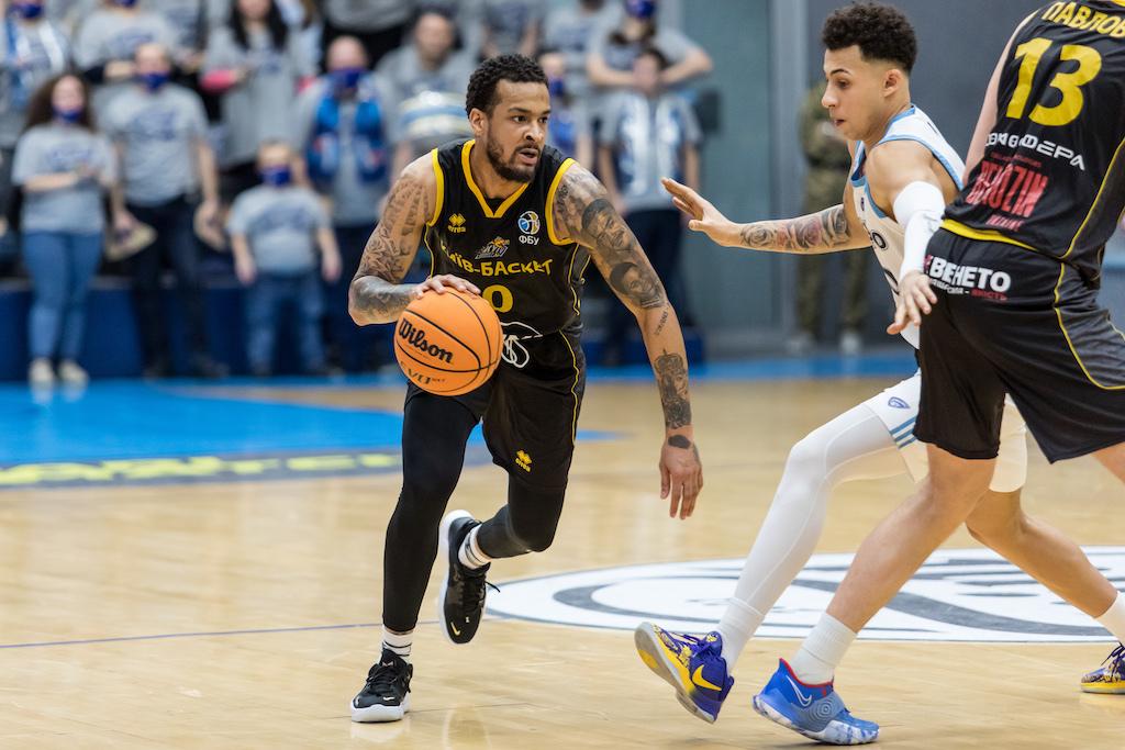Київ-Баскет втретє переміг Дніпро, завдавши чемпіону першої домашньої поразки в сезоні