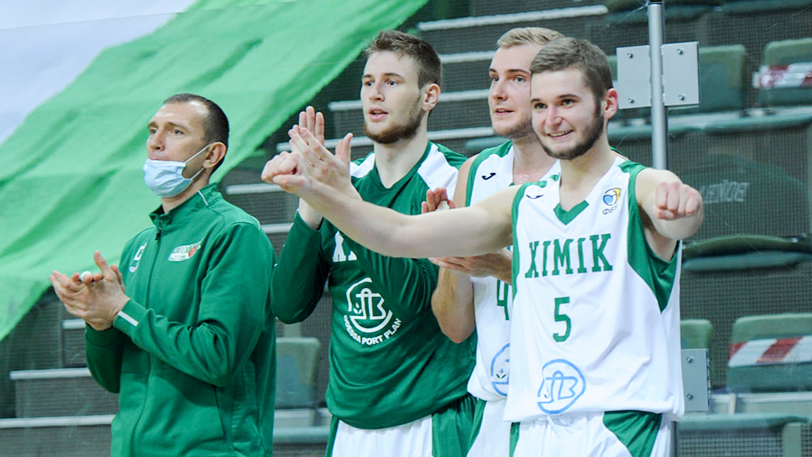 Кирило Марченко: дуже скучили за атмосферою в залі і вболівальниками