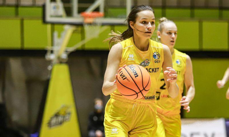 Київ-Баскет переміг КСЛІ-Динамо-НПУ і став першим учасником Фіналу чотирьох Кубка України