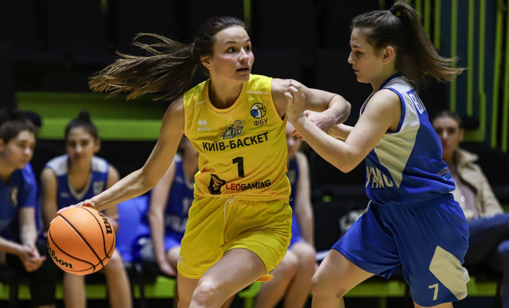 Як Київ-Баскет вийшов у Фінал чотирьох Кубка України: фотогалерея