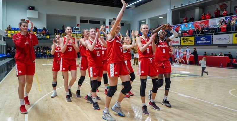 Жіночий Прометей виборов перший в історії клубу Кубок України: фото нагородження
