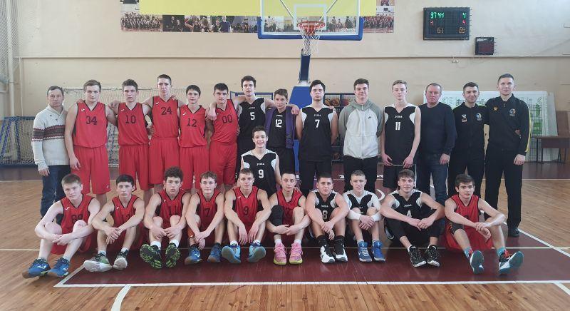 У Харкові відбувся тур ВЮБЛ серед команд юнаків