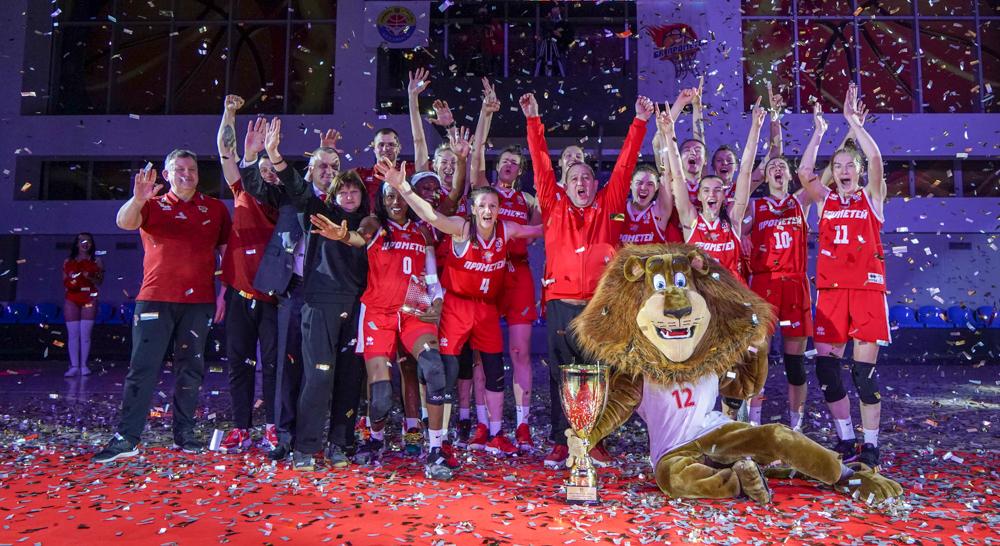 Прометей завоював свій перший трофей: топ-моменти фіналу жіночого Кубка України