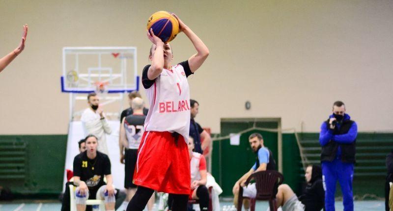 Збірна України 3х3 виграла Міжнародний рейтинговий турнір