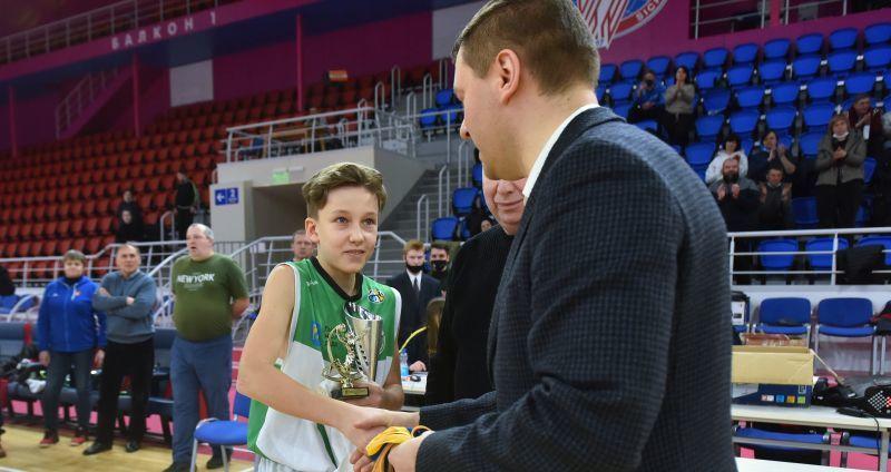 Вирішальні матчі та нагородження фіналу ВЮБЛ (юнаки-2008 Б): фотогалерея