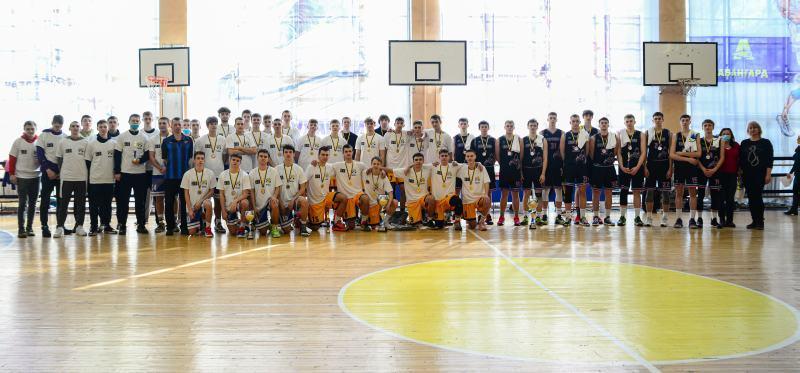 Визначилися переможці сезону ВЮБЛ серед юнаків 2004 р.н.