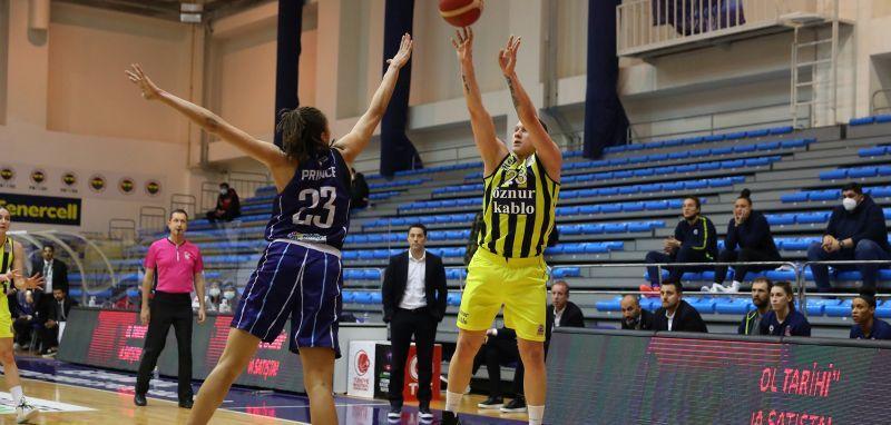 Фенербахче Ягупової виграв заключний матч регулярного чемпіонату Туреччини