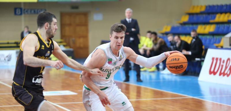 Запоріжжя вибив Київ-Баскет з Кубку України: відео хайлайтів