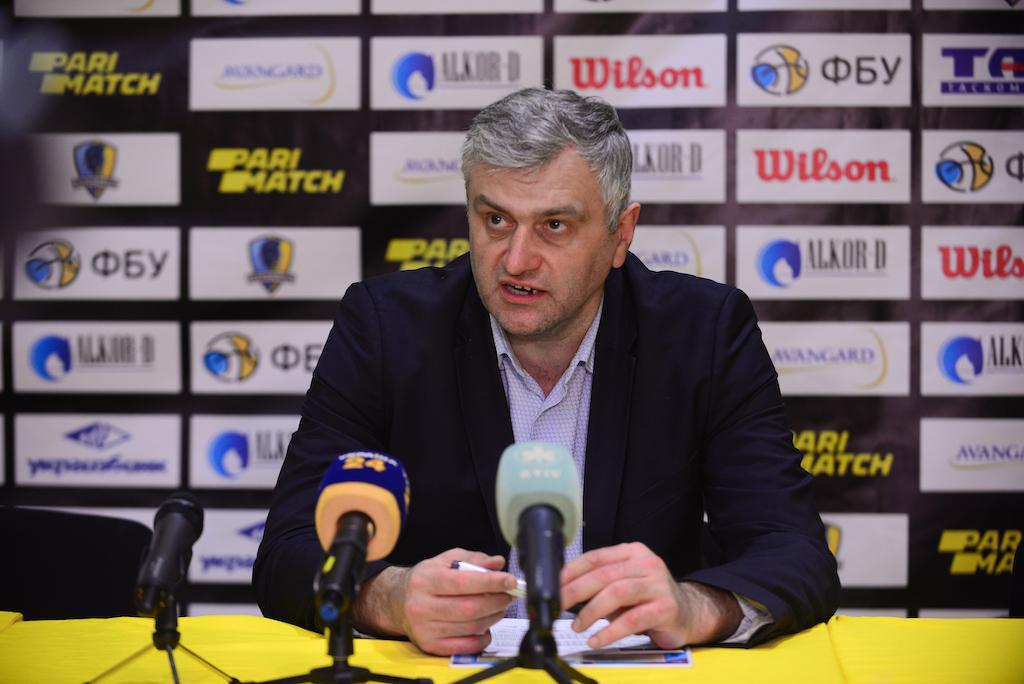 Будівельник впевнено переміг Миколаїв у півфіналі Кубка: відео коментарів після гри
