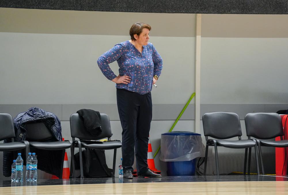 Прометей переміг Київ-Баскет у першому фінальному матчі жіночої Суперліги: відео коментарів
