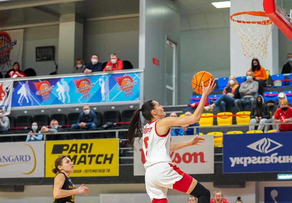 Прометей подвоїв перевагу в фінальній серії з Київ-Баскетом