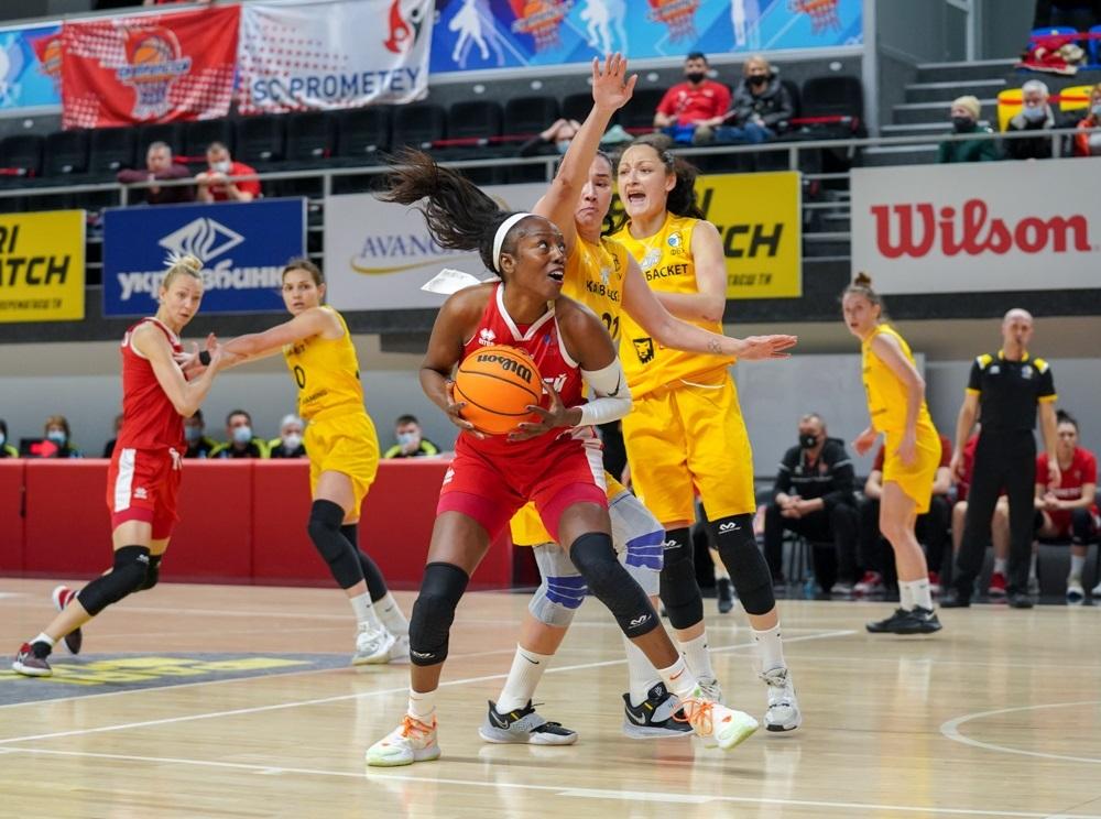 Фінал жіночої Суперліги між Прометеєм та Київ-Баскетом встановив два рекорди