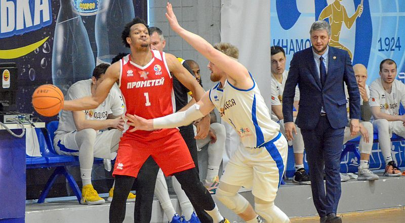 Прометей здобув у Одесі двадцяту перемогу в сезоні