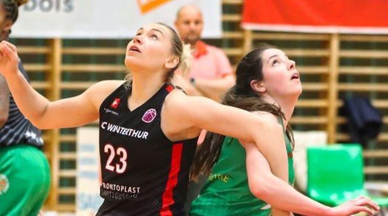 Команда Яцковець розгромно виграла чвертьфінальну серію чемпіонату Швейцарії