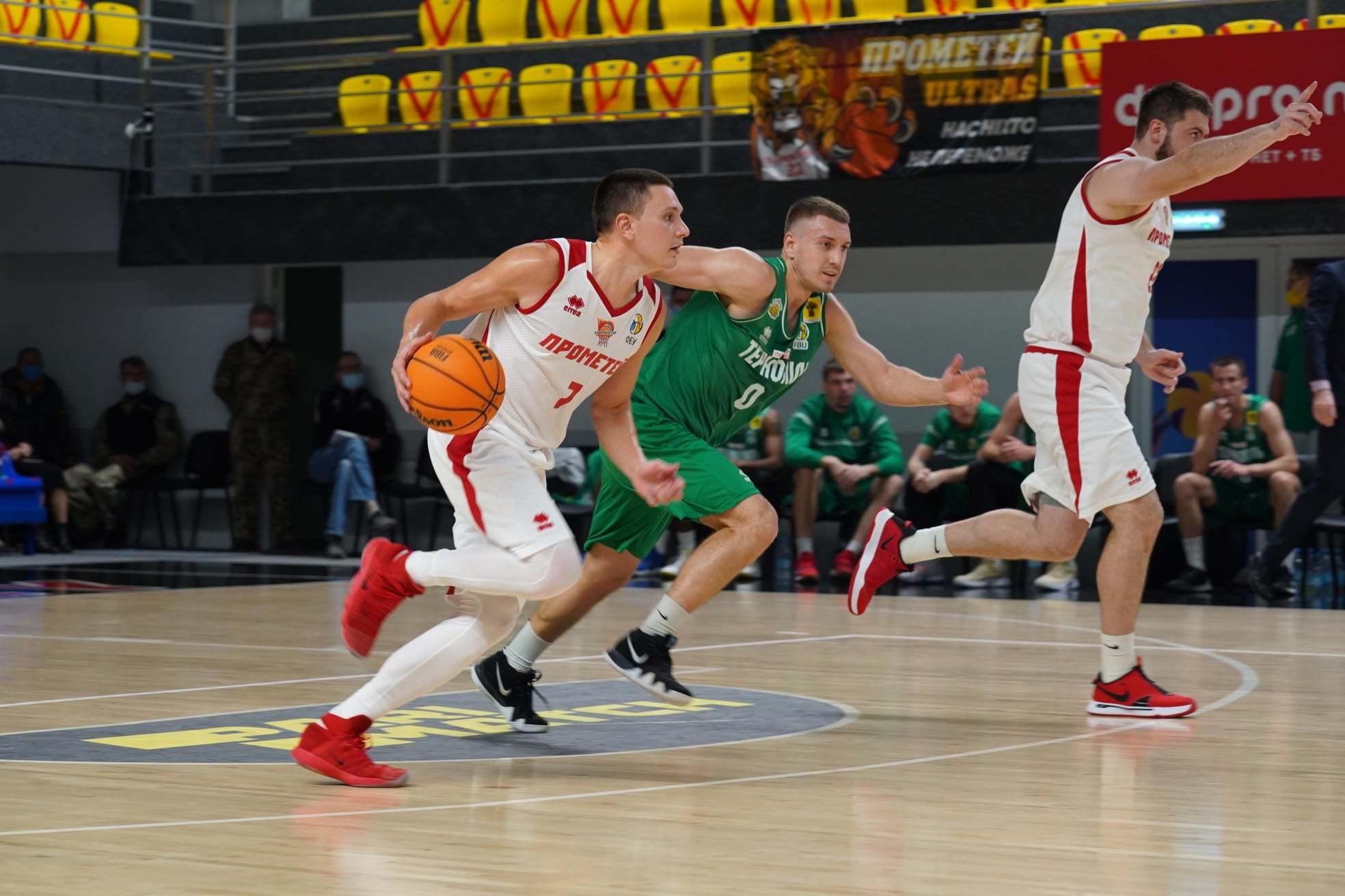 Київ-Баскет лідирує, боротьба за трійку продовжується: ситуація в турнірній таблиці Суперліги Паріматч