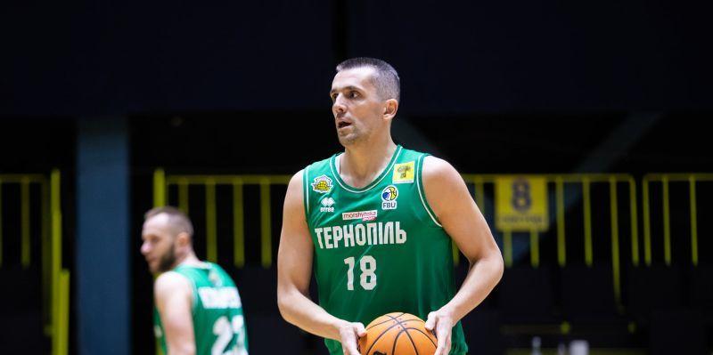 Андрій Агафонов: зібрана в Тернополі команда переконала продовжувати ігрову кар`єру