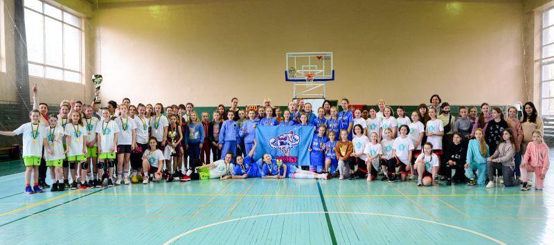 Визначилися чемпіони ВЮБЛ серед дівчат-2009