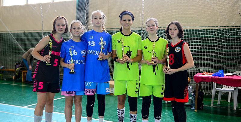 ВЮБЛ серед дівчат-2009: названо збірну та MVP сезону