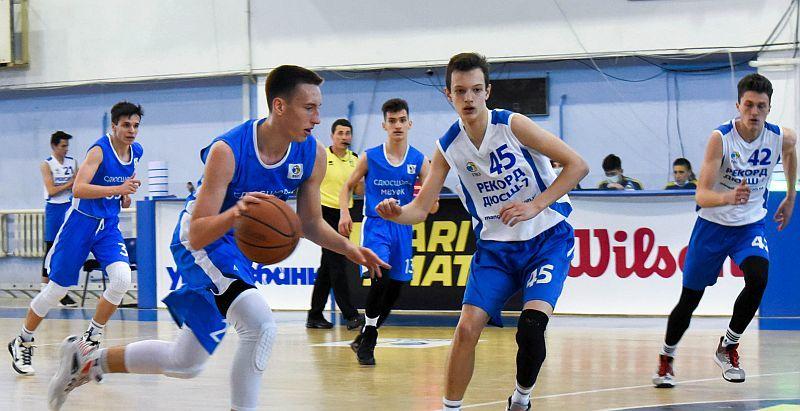 У Миколаєві стартував фінальний етап ВЮБЛ: фото з матчів