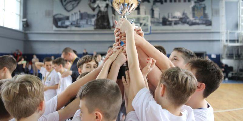 Завершено сезон ВЮБЛ серед юнаків-2010