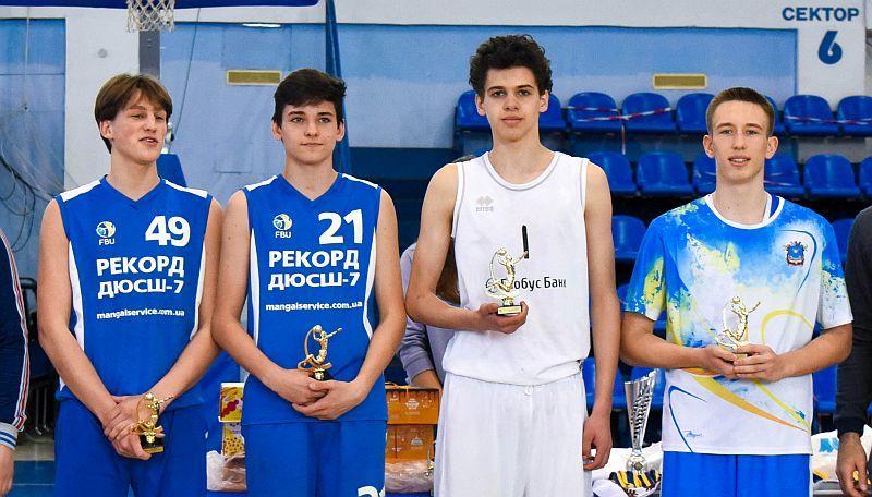 У Миколаєві нагородили переможців та призерів ВЮБЛ: фотогалерея