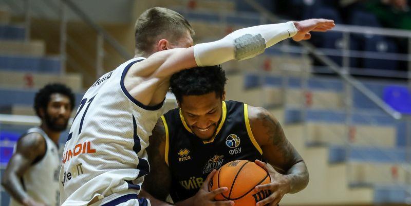 Важка перемога Київ-Баскета в Харкові: фотогалерея