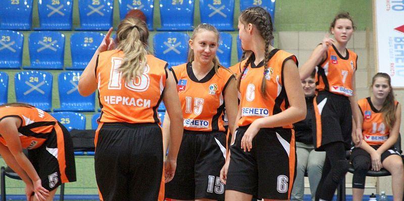 Фінальний етап ВЮБЛ дівчат-2006: розклад матчів