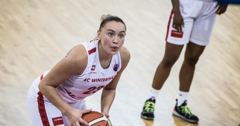 Ольгу Яцковець визнали MVP тижня в чемпіонаті Швейцарії