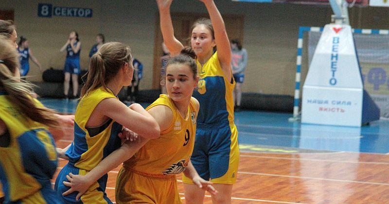 ВЮБЛ дівчат-2006: Київ та Дніпро зіграють у фіналі