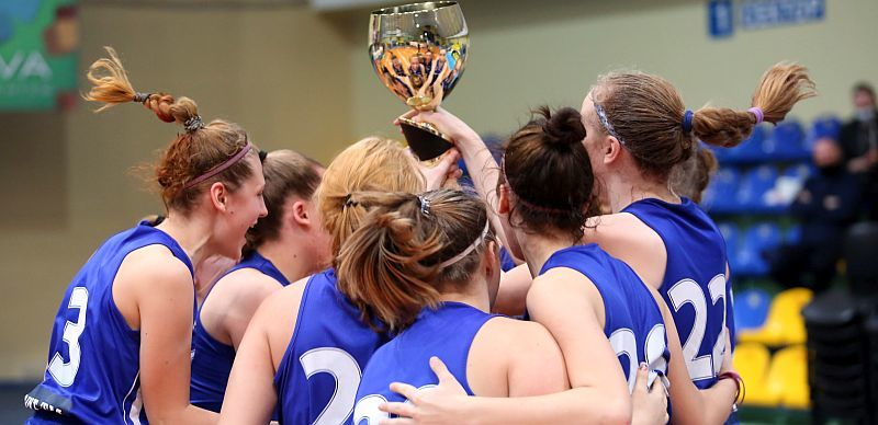 У Черкасах завершився сезон ВЮБЛ серед дівчат-2006: фото нагородження