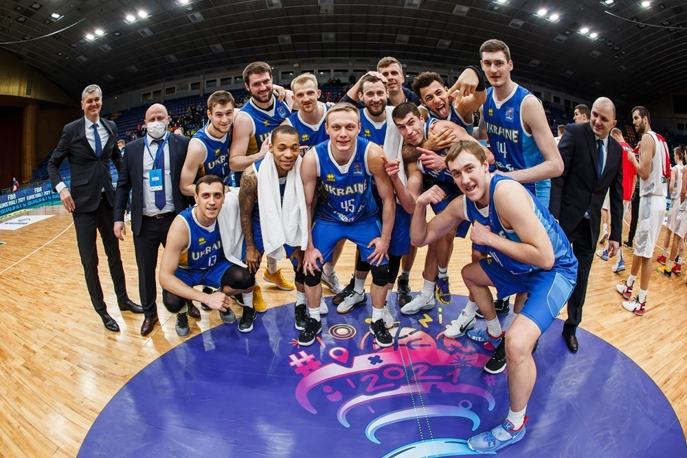 ЄвроБаскет-2022: суперники для України та талісман для чемпіонату