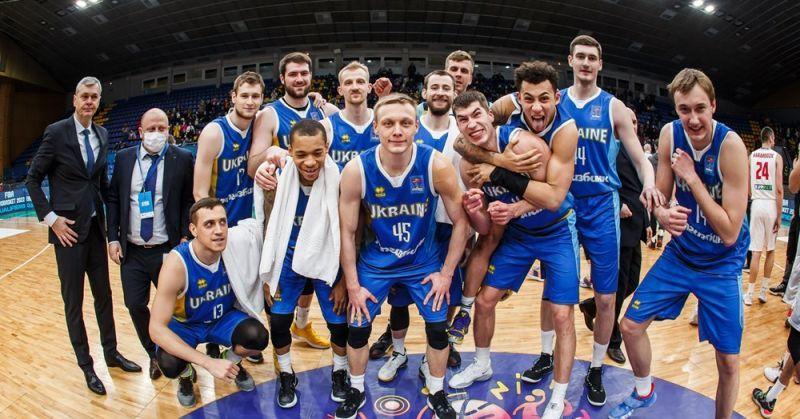 ЄвроБаскет-2022: розклад матчів збірної України