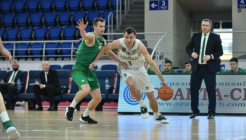 БК Запоріжжя продовжив переможну серію в матчі з Тернополем: відео хайлайтів