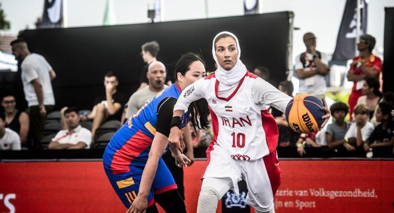 Збірна Ірану визначила розширений склад на олімпійську кваліфікацію 3х3