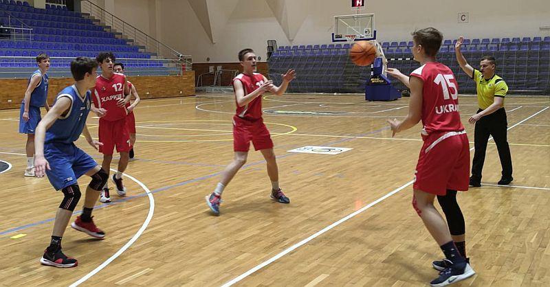 Одесити захопили лідерство в фіналі ВЮБЛ серед юнаків-2005