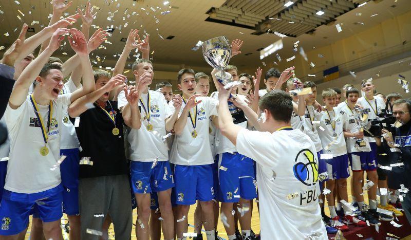Визначився чемпіон ВЮБЛ серед юнаків-2005