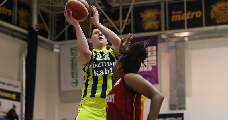 Команда Ягупової переможно стартувала в фіналі чемпіонату Туреччини