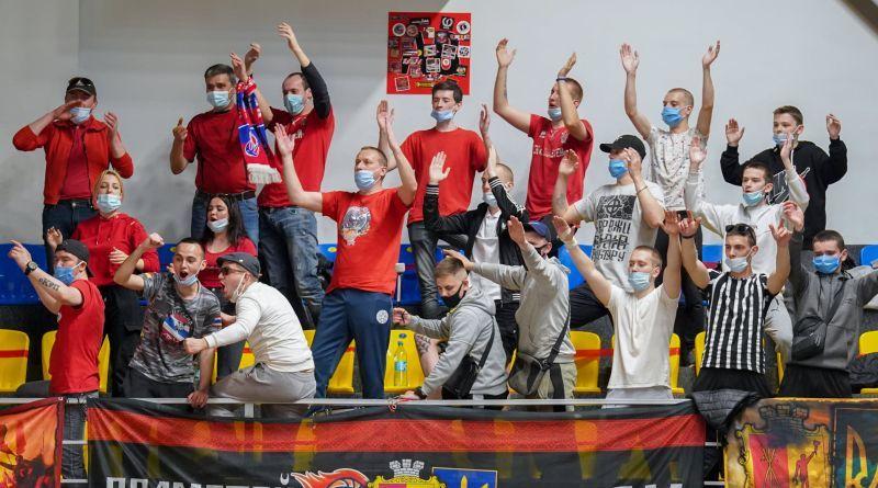 Уболівальники відвідають заключні поєдинки регулярного чемпіонату Суперліги Паріматч