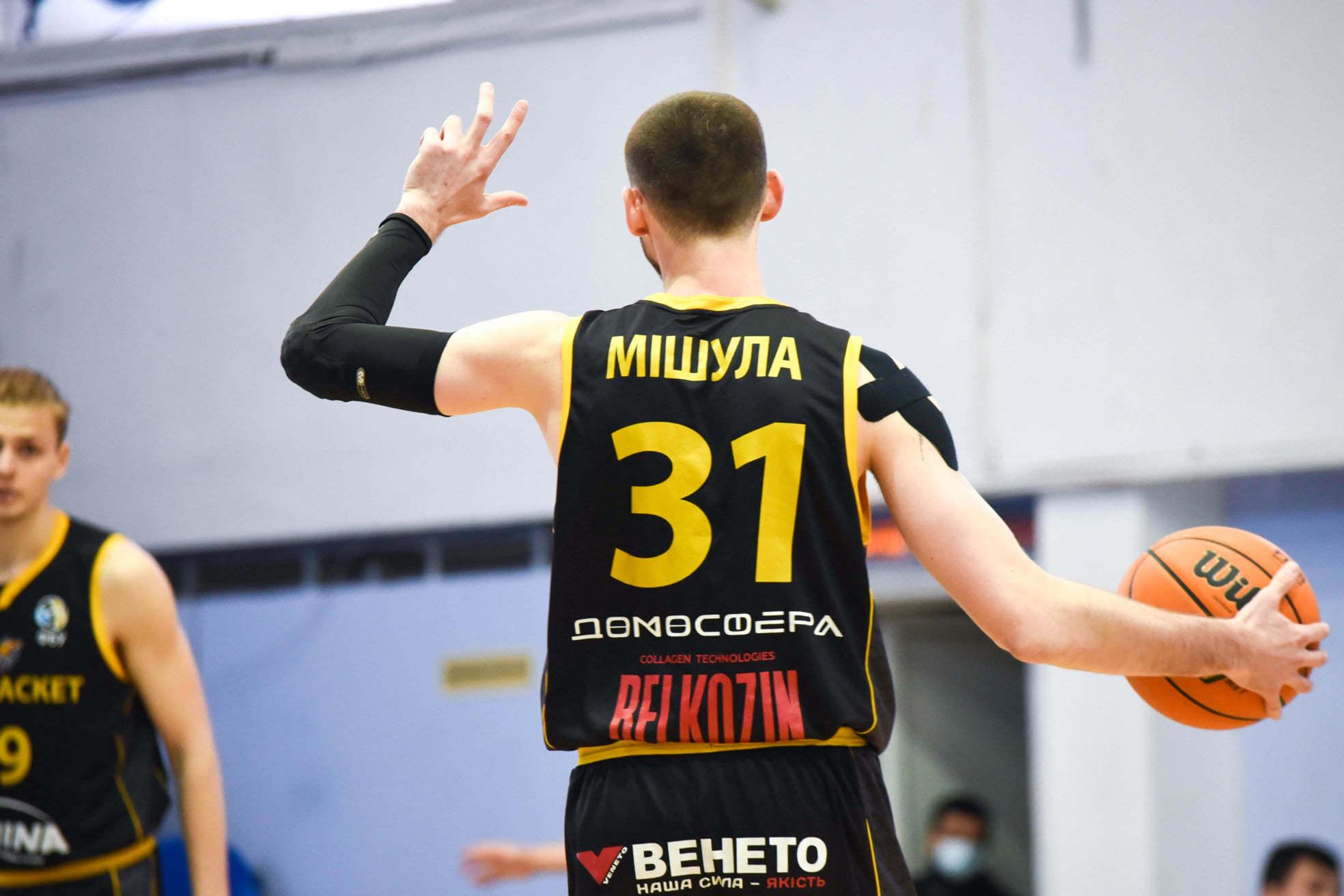 Київ-Баскет впевнено переграв Миколаїв: фотогалерея